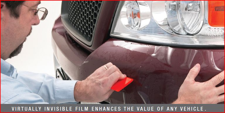 Paint Protection Film Installation Portland OR